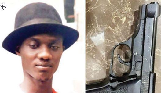 Image result for Mighty, Ikorodu cops' killer, gunned down