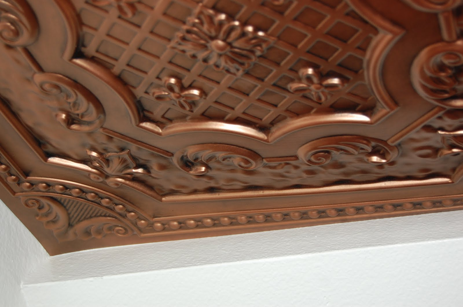 Temporary Waffle Decorative Ceiling Tile Review