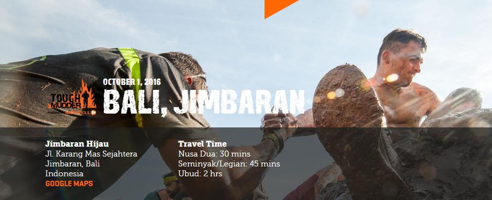 Tough Mudder Bali 2016