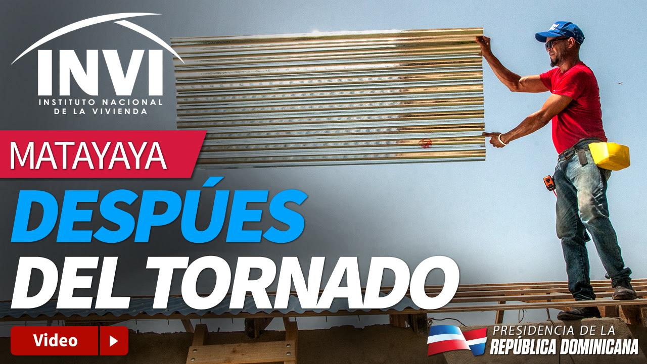 VIDEO: Después del tornado
