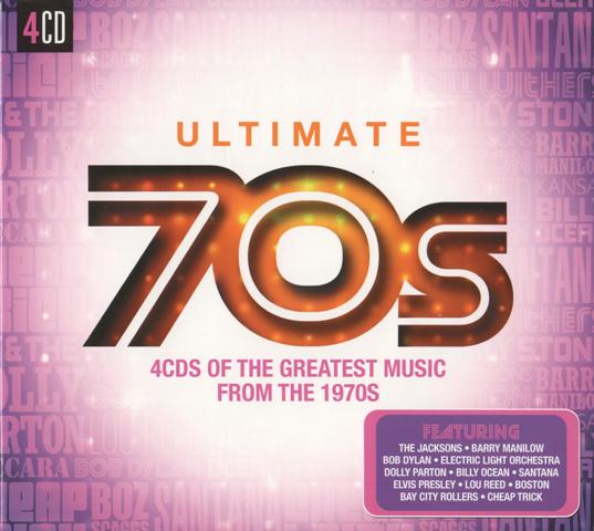 VA - Ultimate 70s - 4 CD (2015) [FLAC] [TFM] - VA-Music-Hits