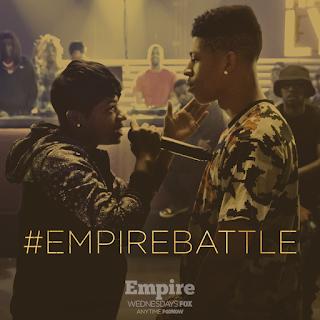 Empire Rap Battle Hakeem Freda