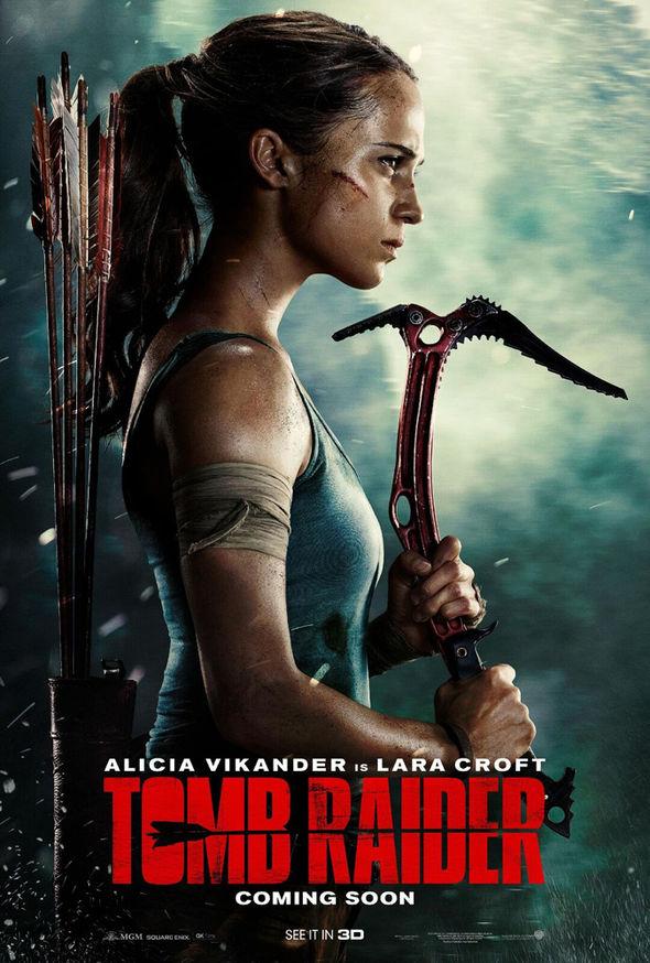 Movie Review : Tomb Raider (2018) : The Alicia Vikander Show