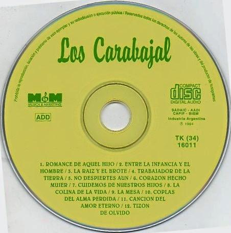 los carabajal disco descargar folklore gratis