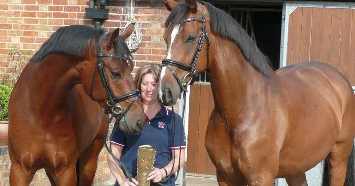 Amateur rider diary: An international treat for Claire Abel