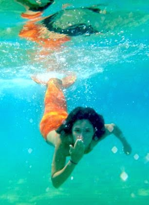 Cynthia Mermaid Mako Island Resort