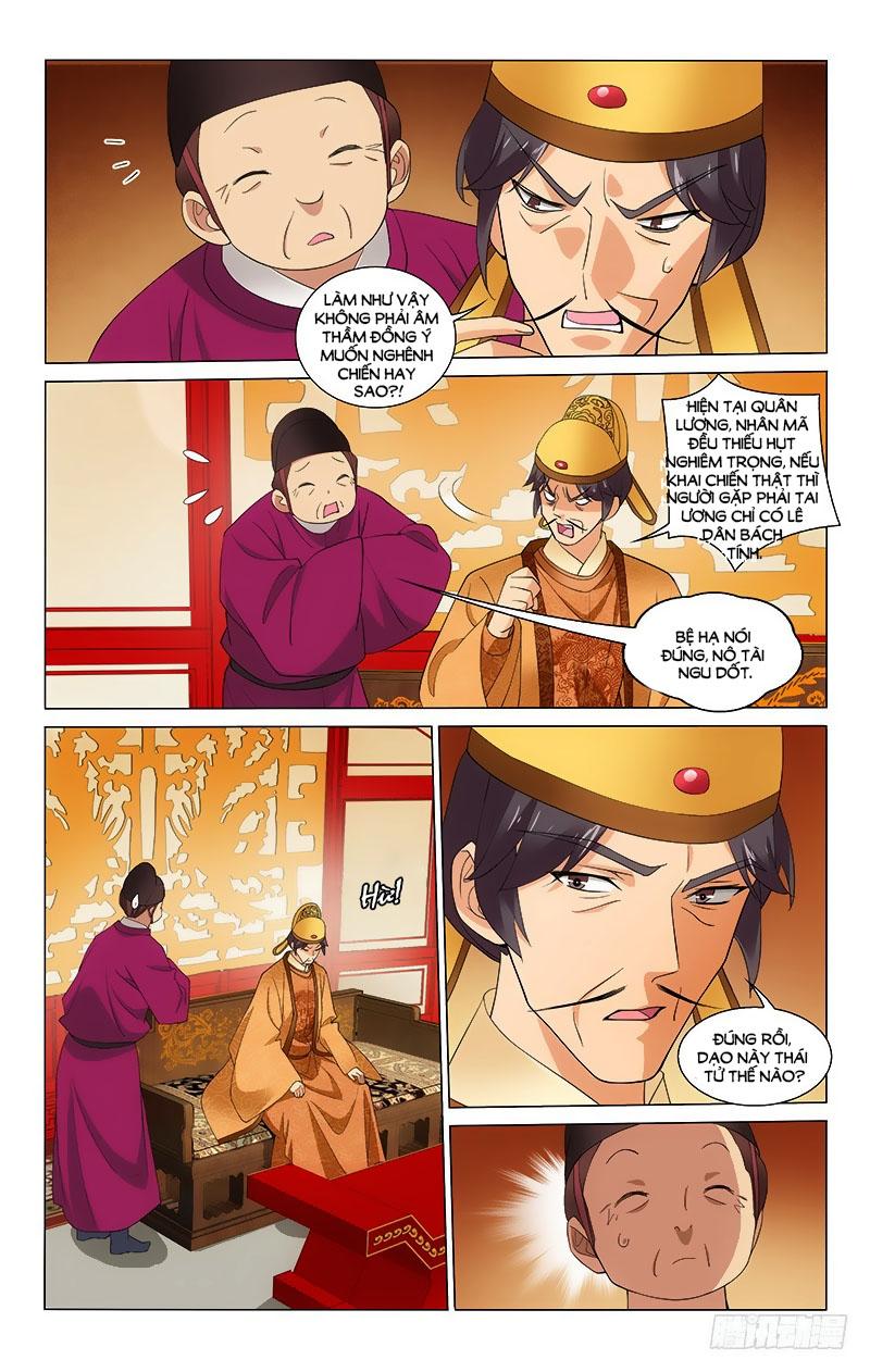 Vương Gia ! Không nên a ! chap 268 - Trang 3