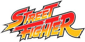 Street Fighter 30th Anniversary Collection - Street Fighter 1 logo