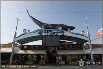 Gangneung : Stadium and Tourism Resources