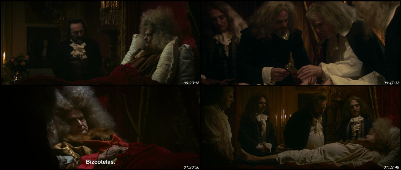 La mort de Louis XIV 2016