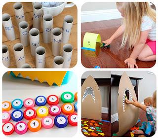 4 Juegos educativos donde aprender el abecedario