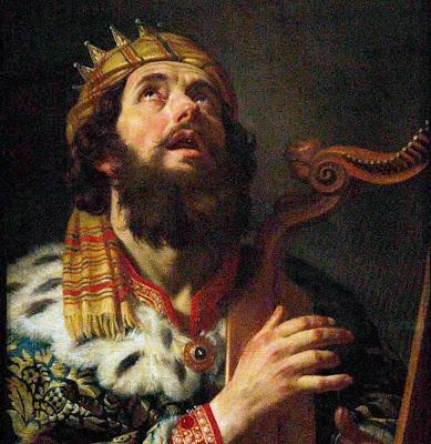 ΜΕ ΤΑ ΦΤΕΡΑ ΕΠΙ ΠΑΝΤΟΣ ΕΠΙΣΤΗΤΟΥ: Ο Ψαλμωδός Βασιλιάς Δαυίδ