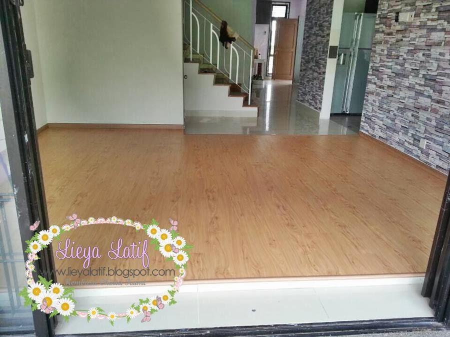 Ubahsuai Rumah Ruang Makan Dining Hall Kembara Chynta