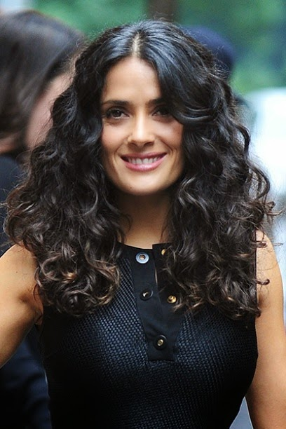 Trendy Celebrity Curly Hairstyles ~ CataNiceGirl