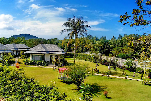 Du lịch Thái Lan đừng bỏ qua những khách sạn nằm giữa thiên nhiên tuyệt đẹp