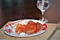 Μοσχαράκι νουά κοκκινιστό στη χύτρα με ρύζι Basmati!  - by https://syntages-faghtwn.blogspot.gr
