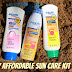 Protect Your Kids from the Sun! Assemble an Affordable Sun Care Kit!