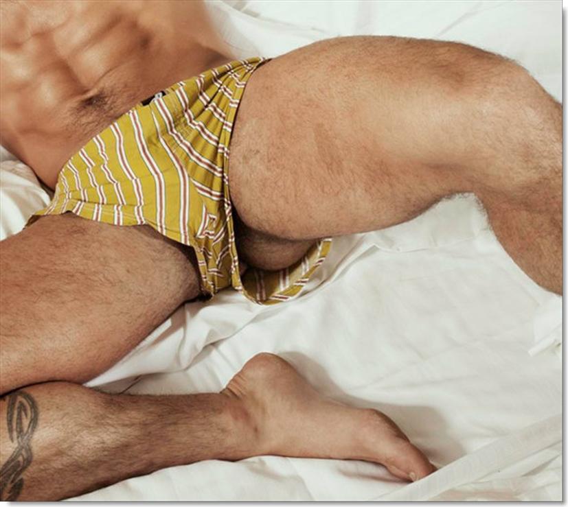 Gay male feet