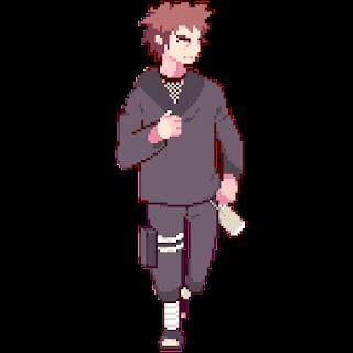 pixel art naruto characters Rasa