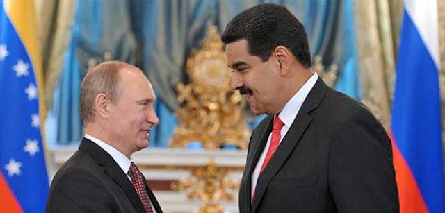 Rusia y Venezuela esperan firmar este miércoles en Moscú reestructuración de la deuda