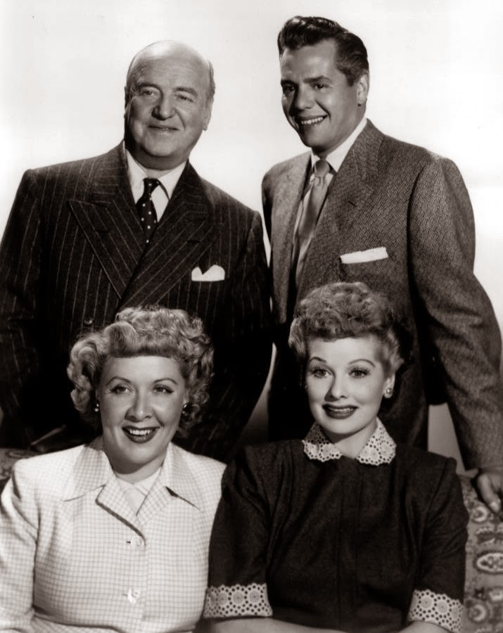 FRIENDS of JUSTICE: The Debut of I Love Lucy 10-15-51