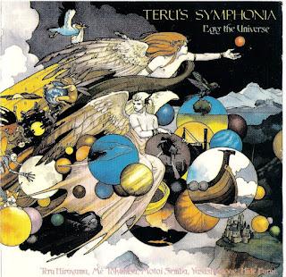 Teru's Symphonia - 1988 - Egg The Universe
