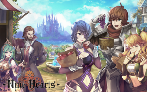 Nine Hearts MOD APK