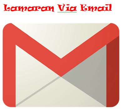 membuat lamaran kerja via email