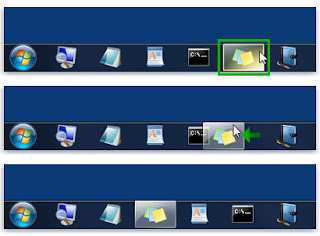 Windows 7 taskbar tips