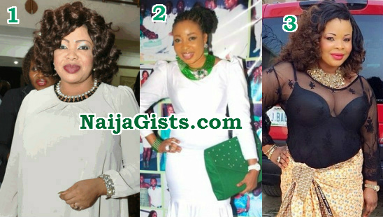 nollywood actresses singers