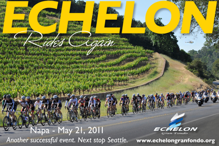 ... 2011) – The clouds parted ways as the helicopter hovered over the  starting line of downtown Napa s Main Street for the 2nd annual Echelon Gran  Fondo. 5b59d8794