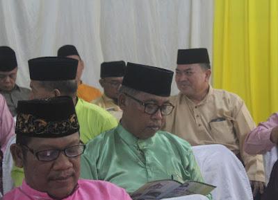 Kakankemenag Tanjungbalai Hadari Rapat Paripurna Istimewa HUT Kota Tanjungbalai