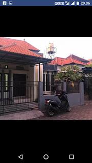 Dijual rumah jln Tangkuban Perahu Bali