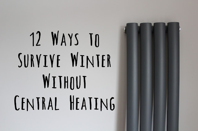 12 Ways to Survive Winter without Central heating