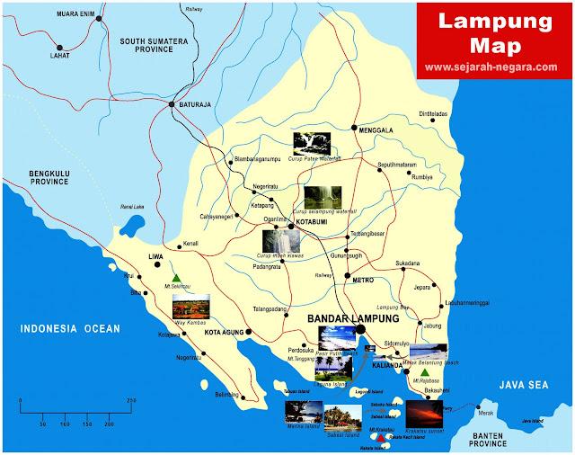 image: Peta Lampung Resolusi tinggi