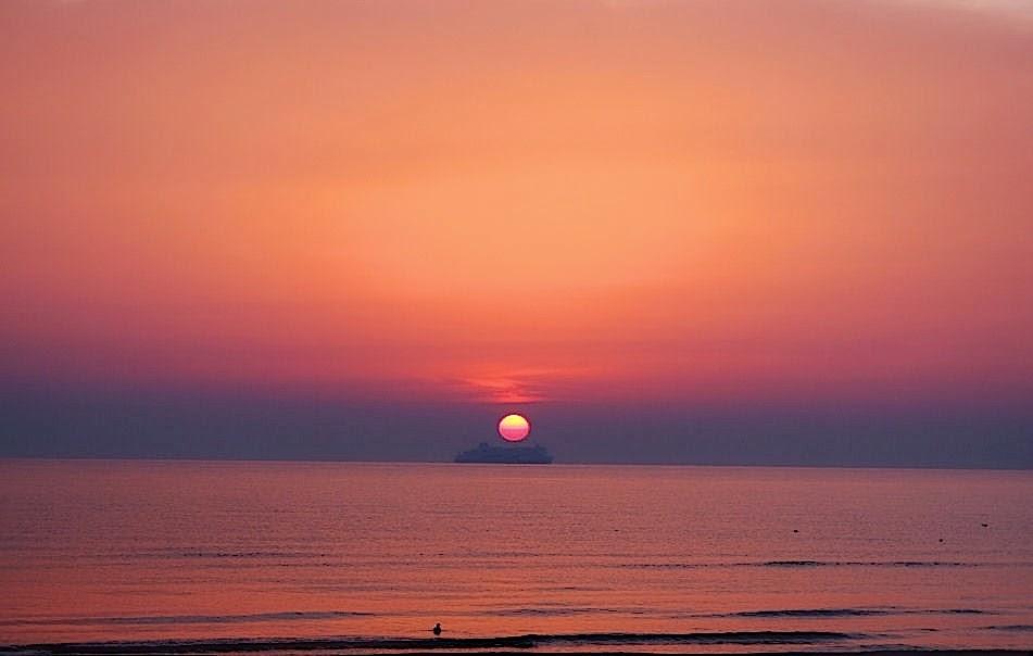 sonnigen guten morgen