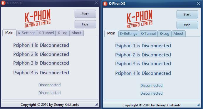 k phon pc