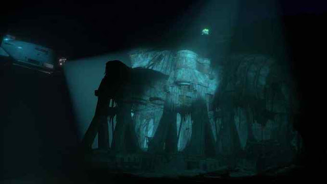 screenshot-2-of-titanic-shipwreck-exploration-pc-game