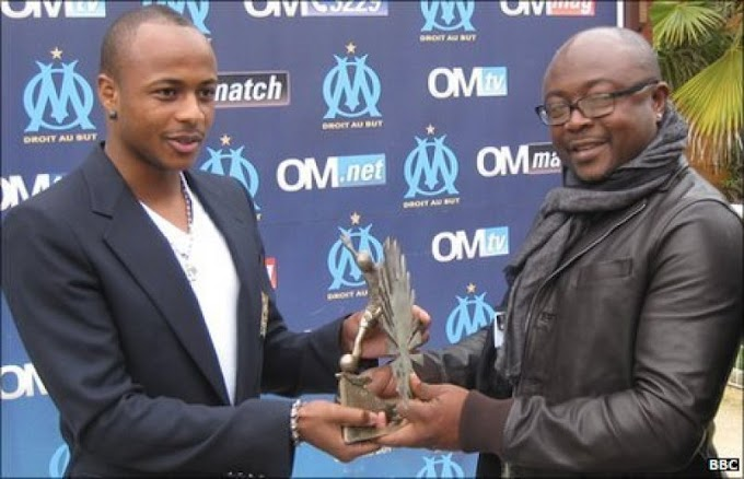 Being Abedi's son is difficult – Ayew