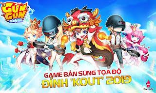 Bem Bem GO đã đóng của nay 'hồi sinh' với tên gọi mới Gun Gun Mobile