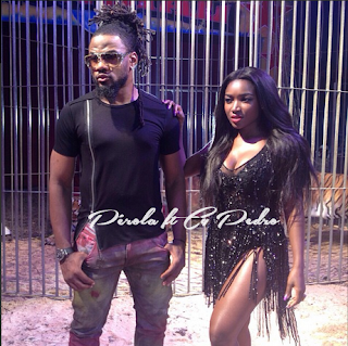 Pérola ft C4 Pedro - Fica Parado (Kizomba) [Download]