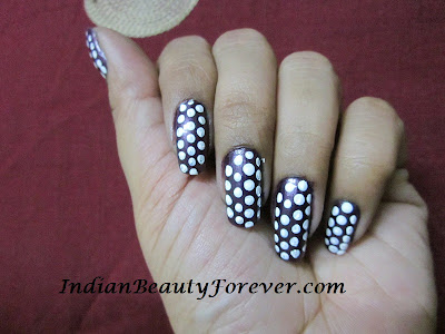DIY nailart