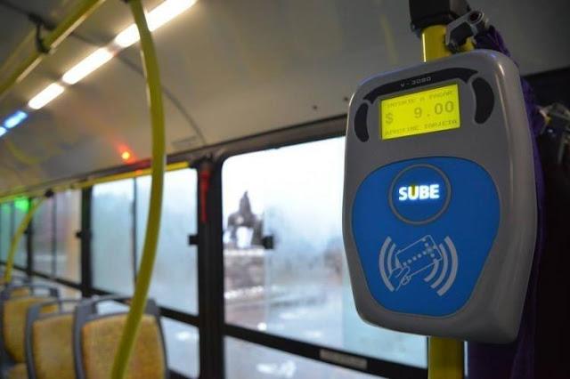 Tarifazo al transporte público: regirá a partir del 1 de febrero