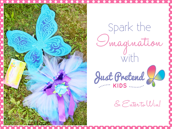Spark the Imagination with Just Pretend Kids {A Review & Giveaway}