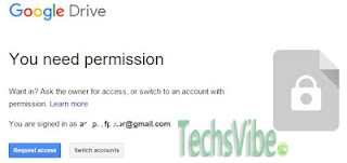 How to make your Google Drive file private Google 2Bdrive 2Byou 2Bneed 2Bpermission