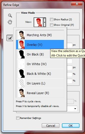 كيف تحدد الشعر بطريقة احترافية في الفوتوشوب