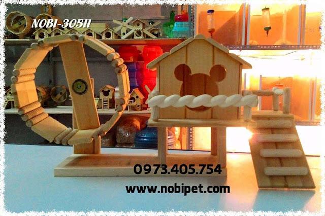 Bán đồ chơi nhiều mẫu mã cho chuột Hamster giá rẻ ship tận nơi