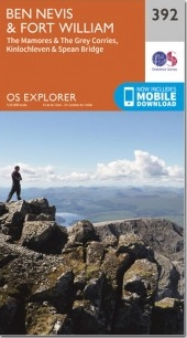 Cover of the Explorer map
