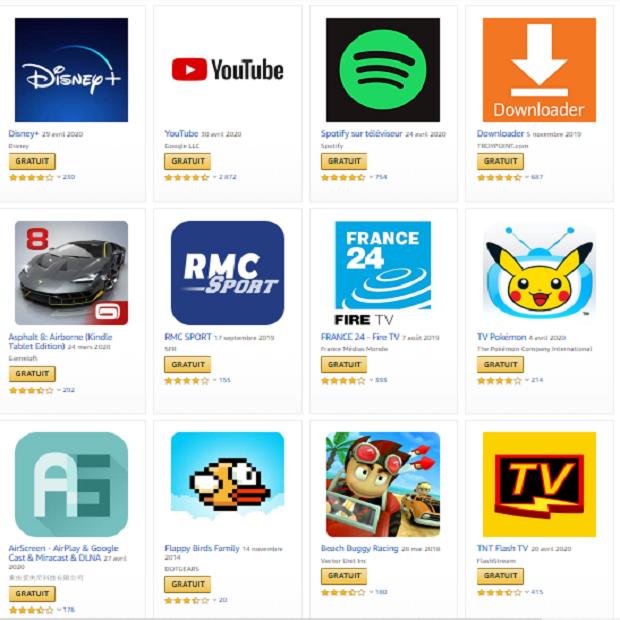 APPLIS & JEUX : Amazon.fr - Applis et Jeux