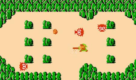 Imagen del juego The Legend Of Zelda (1986)